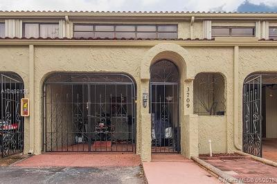 Doral Condo For Sale: 3709 Estepona Ave #18-S-2