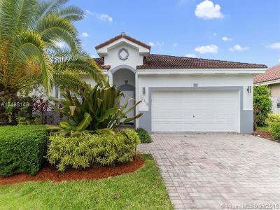 Cutler Bay Single Family Home For Sale: 10318 SW 224th Ter