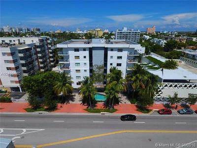 Miami-Dade County Condo For Sale: 1025 Alton Rd #501