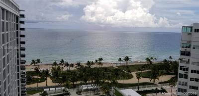 Bal Harbour Condo Active With Contract: 10275 Collins Ave #1218