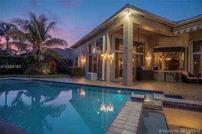 Davie Single Family Home For Sale: 2951 E Stonebrook Cir
