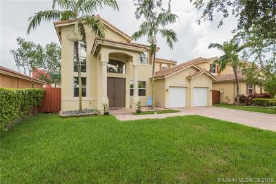 Miami Single Family Home For Sale: 12258 SW 125 Terr