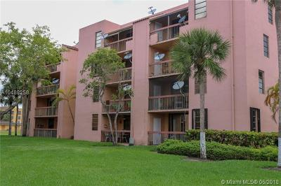 Miami-Dade County Condo For Sale: 12209 SW 14th Ln #1410