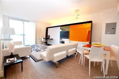 Miami Beach Condo For Sale: 1100 West Ave #327
