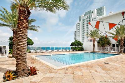 Miami-Dade County Condo For Sale: 133 NE 2nd Ave #1412