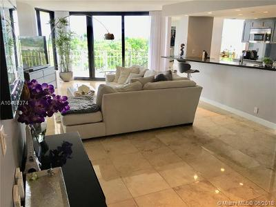 Miami-Dade County Condo For Sale: 2000 Towerside Ter #712