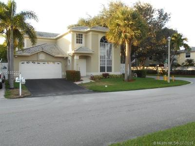 Coconut Creek Single Family Home For Sale: 4353 NW 56th Dr
