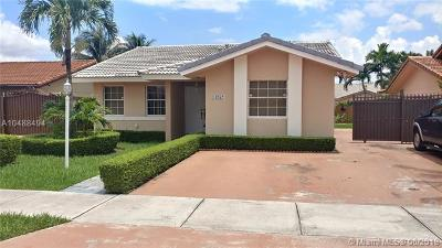 Miami Single Family Home For Sale: 14257 SW 24th St