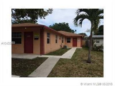 Fort Lauderdale Multi Family Home For Sale: 1224 NE 2nd Ave