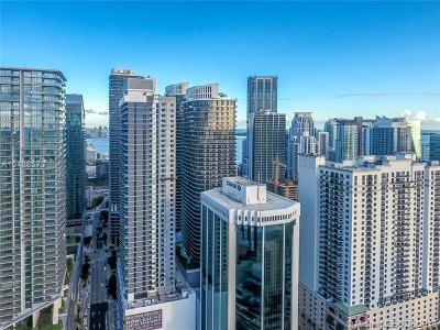 Miami-Dade County Condo For Sale: 55 SW 9th St #1209