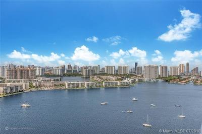 Miami-Dade County Condo For Sale: 17301 Biscayne Blvd #2208