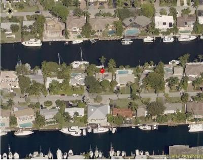 Fort Lauderdale Single Family Home For Sale: 1549 SE 14