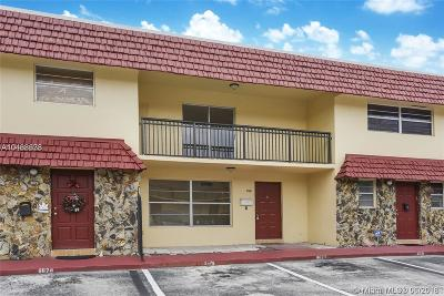 Broward County Condo For Sale: 6675 SW 41st Pl #34