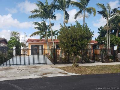 Miami-Dade County Single Family Home For Sale: 12041 SW 172nd St
