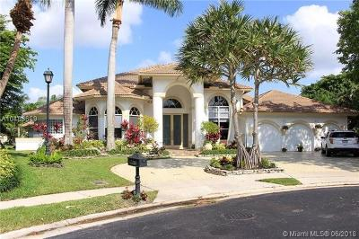 Boca Raton Single Family Home For Sale: 7285 Campana Court