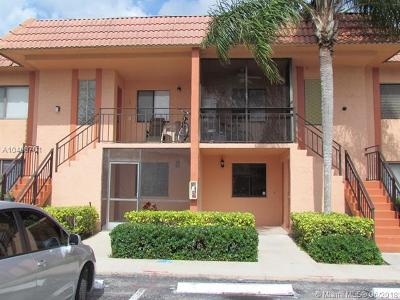 Broward County Rental For Rent: 227 Lakeview Dr #102