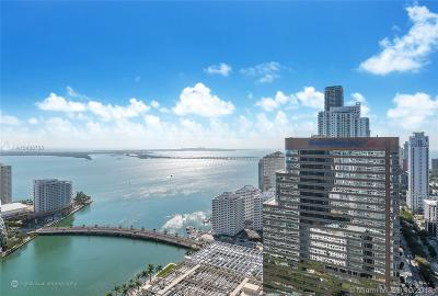 Miami Condo For Sale: 485 Brickell Ave #4210