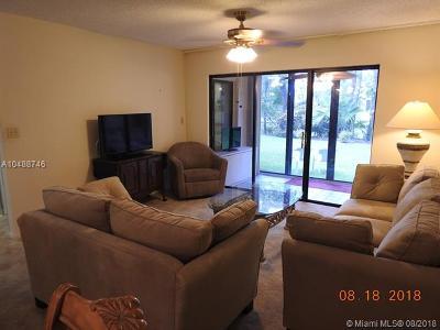 Coconut Creek Condo For Sale: 3113 S Carambola Cir S #2357