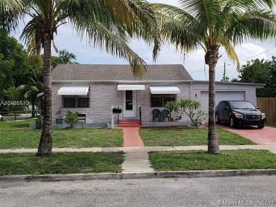 Palm Beach County Single Family Home For Sale: 702 Palmetto St