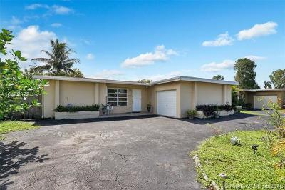 Sunrise Single Family Home Backup Contract-Call LA: 6680 NW 24th Pl