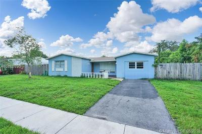 Cooper City Single Family Home For Sale: 9200 SW 51st St