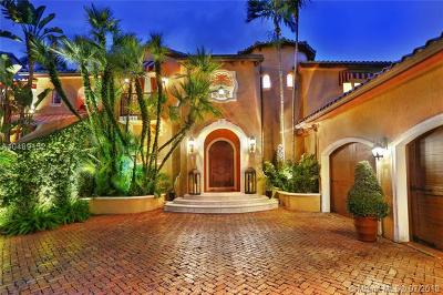 Coral Gables Single Family Home For Sale: 11011 Marin St