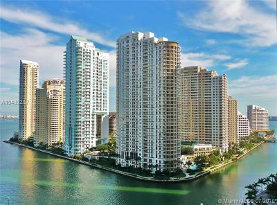 Miami Condo For Sale: 701 Brickell Key Blvd #508