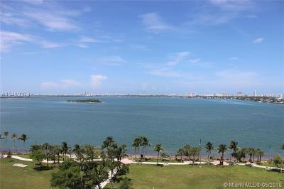 Miami Condo For Sale: 1800 N Bayshore Dr #2308