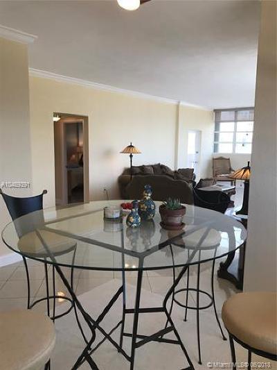 Miami Beach Condo For Sale: 800 West Ave #PH01