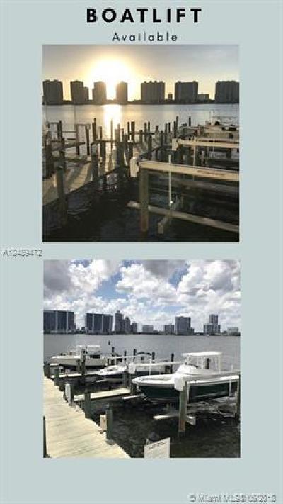 Sunny Isles Beach Condo For Sale: 18000 N Bay Rd #201