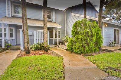 North Lauderdale Condo For Sale: 2035 Champions Way #1