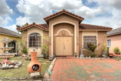 Hialeah Single Family Home For Sale: 416 W 69th Pl