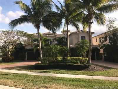 Boca Raton Single Family Home For Sale: 17637 N Circle Pond Ct