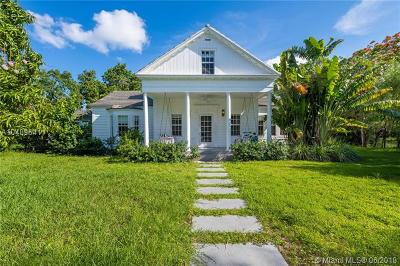 Miami Shores Single Family Home For Sale: 912 NE 95th St
