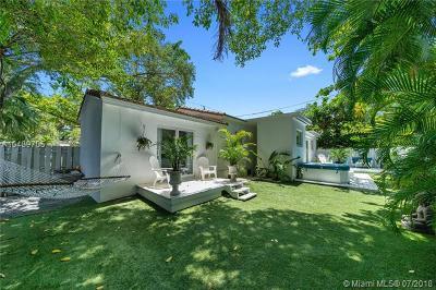Single Family Home For Sale: 2491 Tequesta Ln