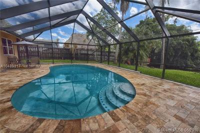Fort Lauderdale Single Family Home For Sale: 4411 NW 12th Ter