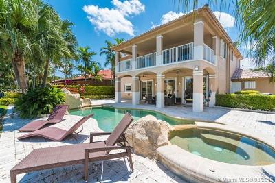 Doral Single Family Home For Sale: 6161 NW 112th Ct