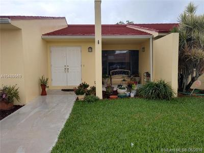 Miami Single Family Home For Sale: 1920 SW 123rd Ct