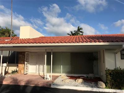 Surfside Single Family Home For Sale: 9205 Byron Ave