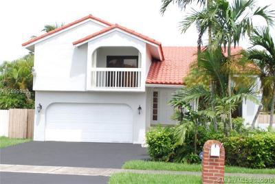 Miami Single Family Home For Sale: 11471 SW 102 Street