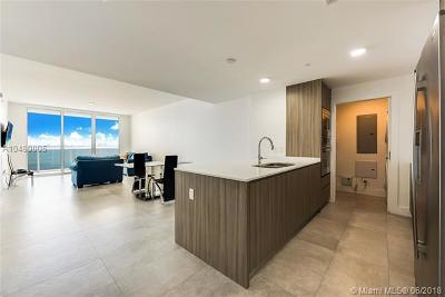 Miami Condo For Sale: 600 NE 27th St #1002