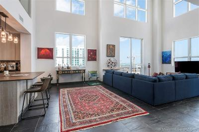 Uptown Lofts Condo, uptown lofts Condo Sold: 2275 Biscayne Blvd #PH104