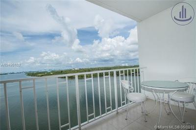 Sunny Isles Beach Condo For Sale: 300 Bayview Dr #1414