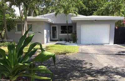 North Miami Beach Single Family Home For Sale: 2279 NE 174th Ter