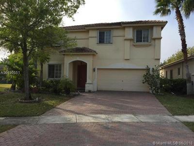 Boca Raton Single Family Home For Sale: 10094 Boca Vista Dr