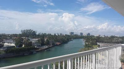 Miami Beach Condo For Sale: 110 S Shore Dr #6E