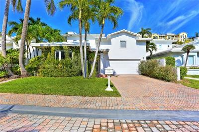 Key Biscayne Single Family Home For Sale: 4 Coconut Ln