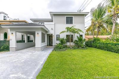 Coral Gables Single Family Home For Sale: 1557 San Benito Ave