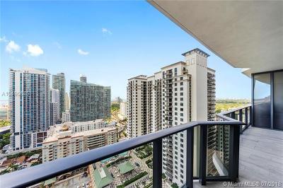 Miami Condo For Sale: 55 SW 9th St #2704