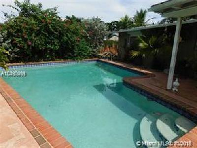 Fort Lauderdale Single Family Home For Sale: 3601 SW 21st St